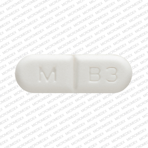 15 MG. Color: White